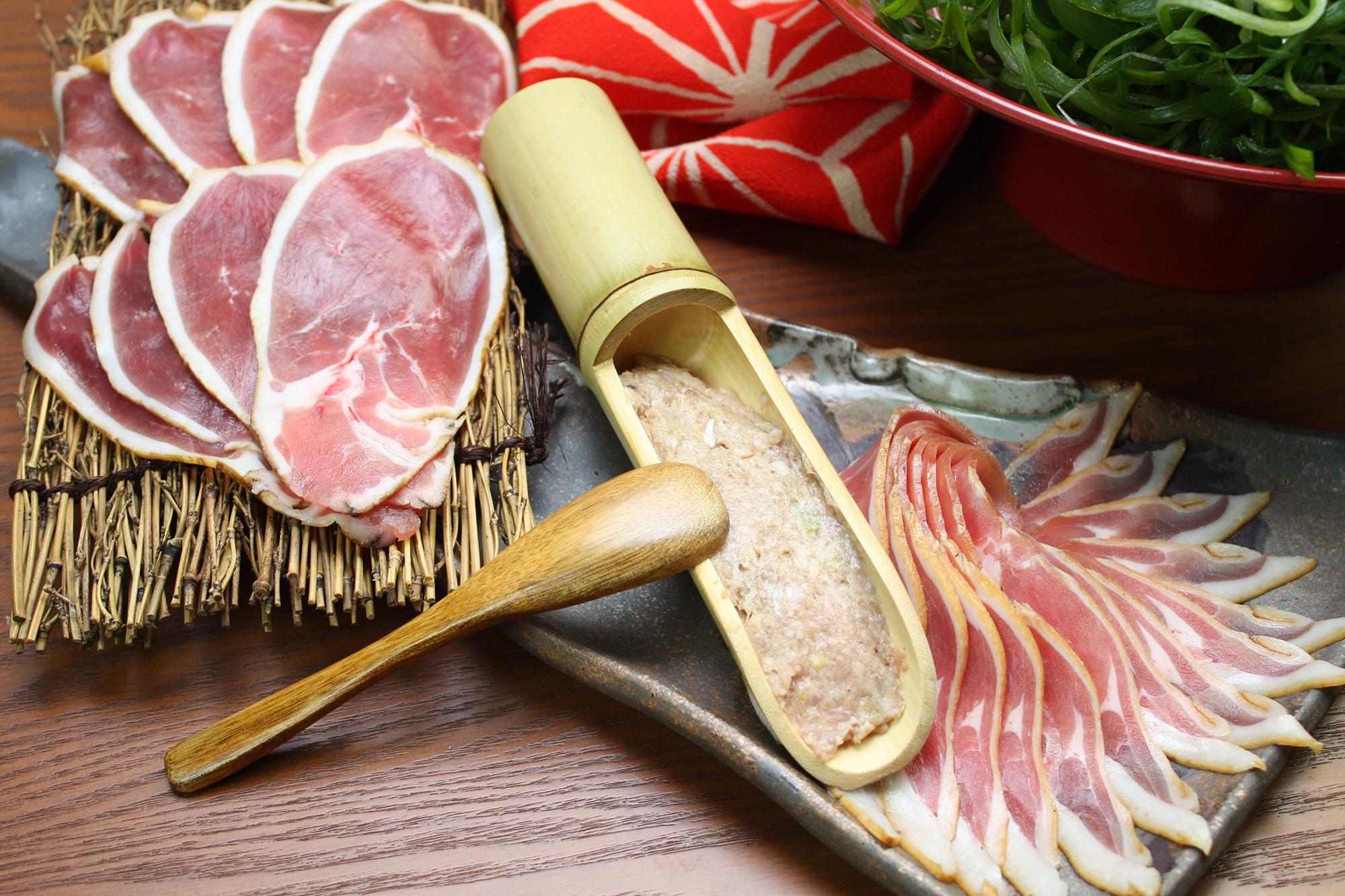 京都産鴨肉